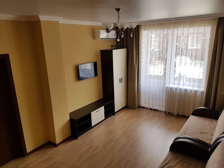 Уютная квартира на Черноморском побережье