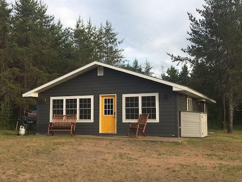 Pinewood Cabin