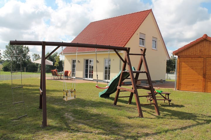 Family-friendly and newly-furnished holiday home in Rerik