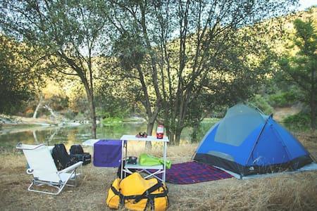 Camping near Yosemite just 45 min. - Coarsegold