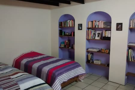 Room in downtown, with independent access - Taxco