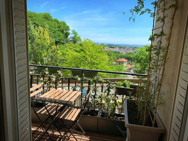 Appartement calme et lumineux en plein ♥ de Lyon