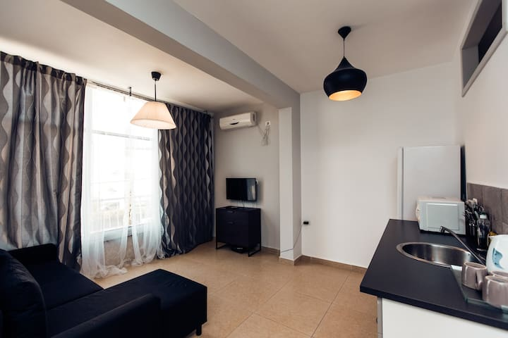 Spacious flat in great location