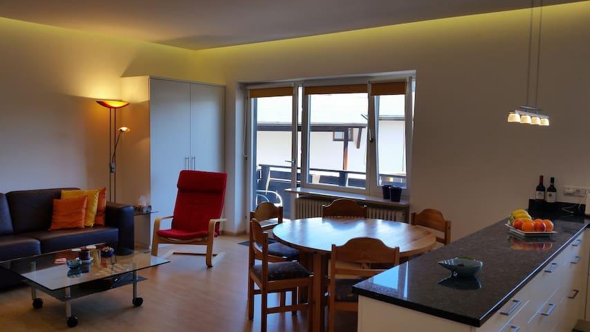 Modern apartment with beautiful mountain views - Seefeld in Tirol - Appartamento