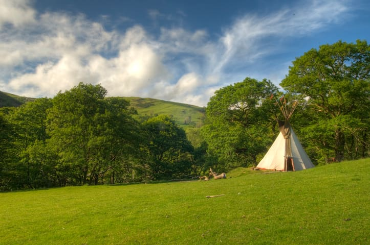 Eco Retreats Tipi