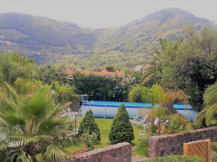 Apartment Ischia in the Nature
