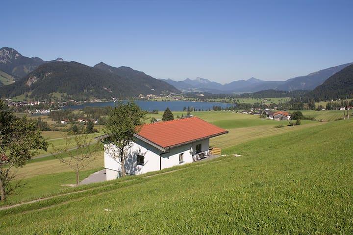Chalet Strobl Walchsee