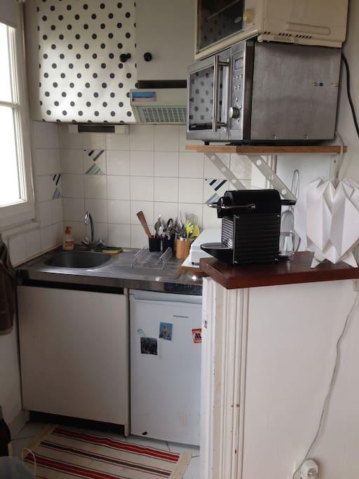 La cuisine fonctionelle
