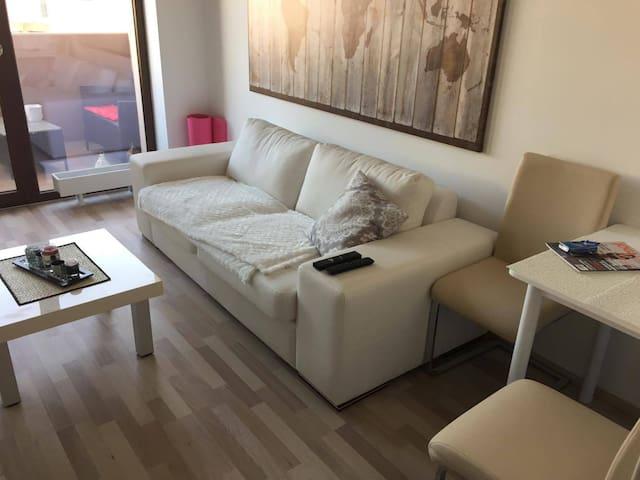 New Flat Close to the City Center - Brno - Apartment