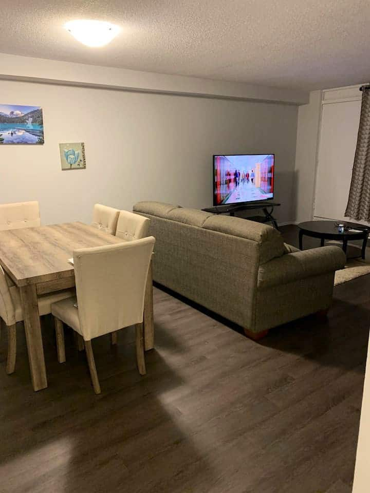 Very clean and spacious room shared apartment