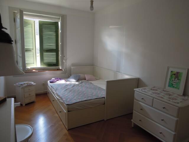 Gästezimmer, eigenes Bad, ruhig, nahe Zentrum - Berne - Appartement