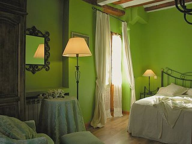 Hotel,bar-restaurante,Hab. 15 - Miranda de Arga - Oda + Kahvaltı