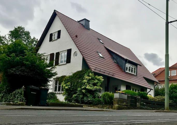 Privatzimmer in Kassel Wilhelmshoehe