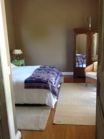 Bedroom nr 1.