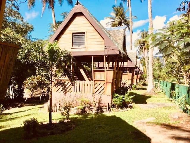 Maconacon Isabela -Swak sa Budget Kawayan Cottage