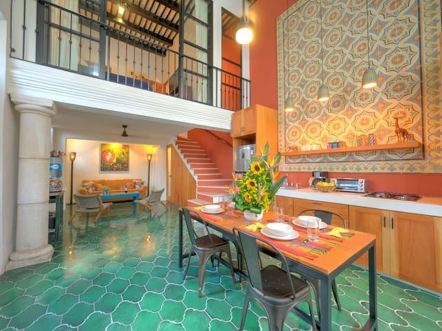 Casa Jirafa Lovely Santa Lucia Loft