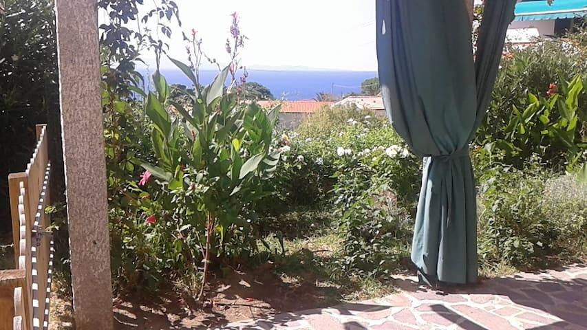 Il patio veranda