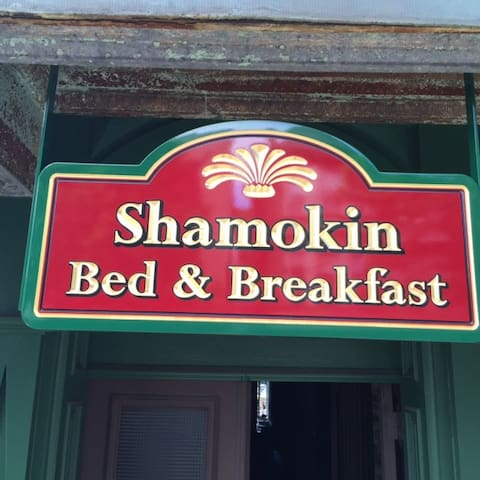 Shamokin Bed and Breakfast - Shamokin