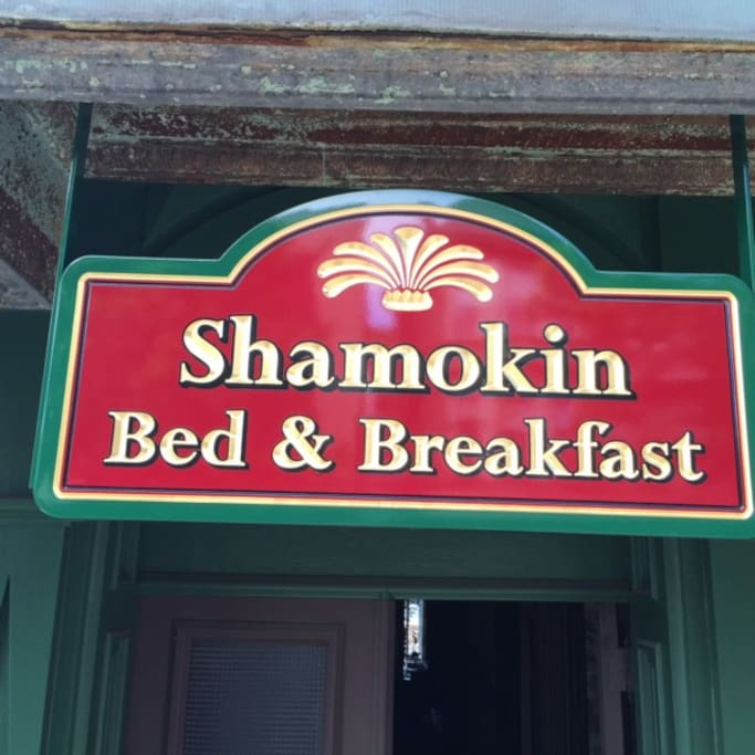 Shamokin Bed And Breakfast Bed And Breakfasts For Rent
