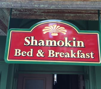 Shamokin Bed and Breakfast - Shamokin - Bed & Breakfast