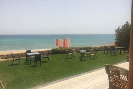 Beach front villa - Ain Sokhna, Red Sea, Egypt