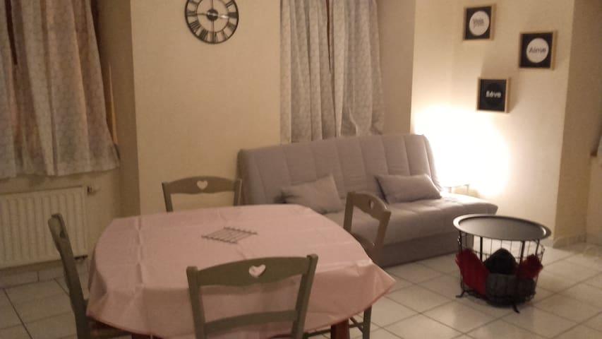 appartement 3 pièces - Rouffach - Apartament