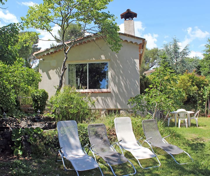 INDEPENDENT VILLA STUDIO BETWEEN NICE AND CANNES