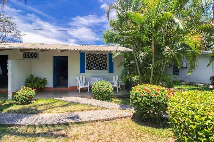 Inviting oceanfront villa w/ shared pool, gardens & beach access!
