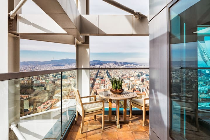 Hotel Arts Barcelona - The Barcelona Penthouse