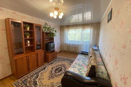 Двухкомнатная квартира пр-т Кирова, 126