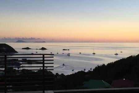 Saint-Eustache View - Gustavia