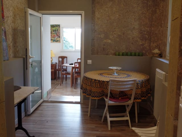 gite abricot - Sommières - Lägenhet