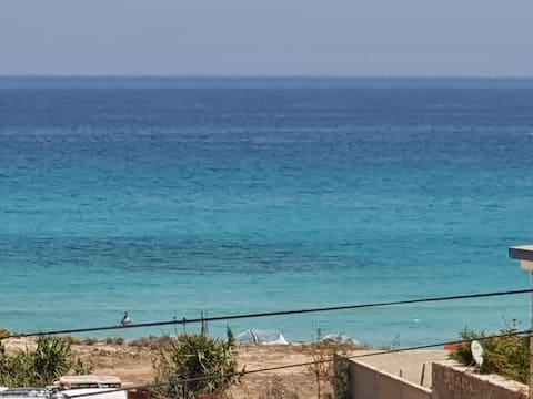 La villa de la mer