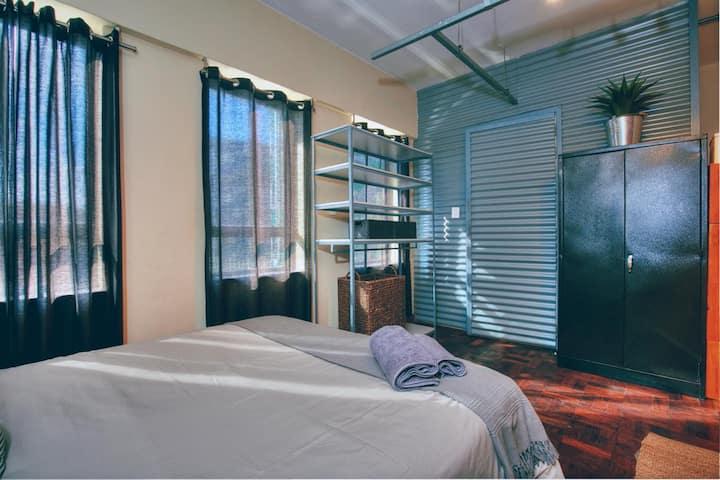 Cozy, Modern Living in Maboneng: 104 Artisan Lofts