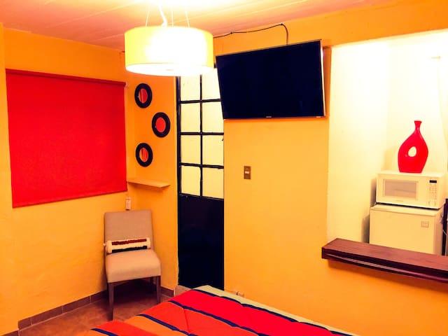 Studio en San Angel ! - Ciudad de México - Apartment
