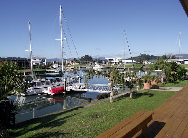 Sailors Rest on Aquila, Whitianga - Whitianga - Daire