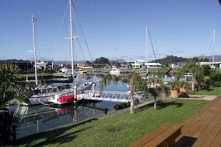 Sailors Rest on Aquila, Whitianga - Whitianga - Apartament