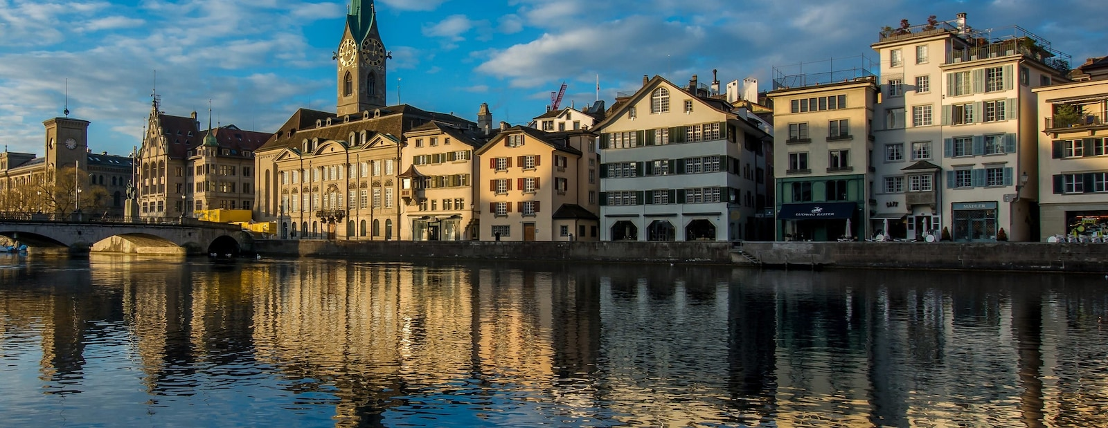 Vacation rentals in Zurich