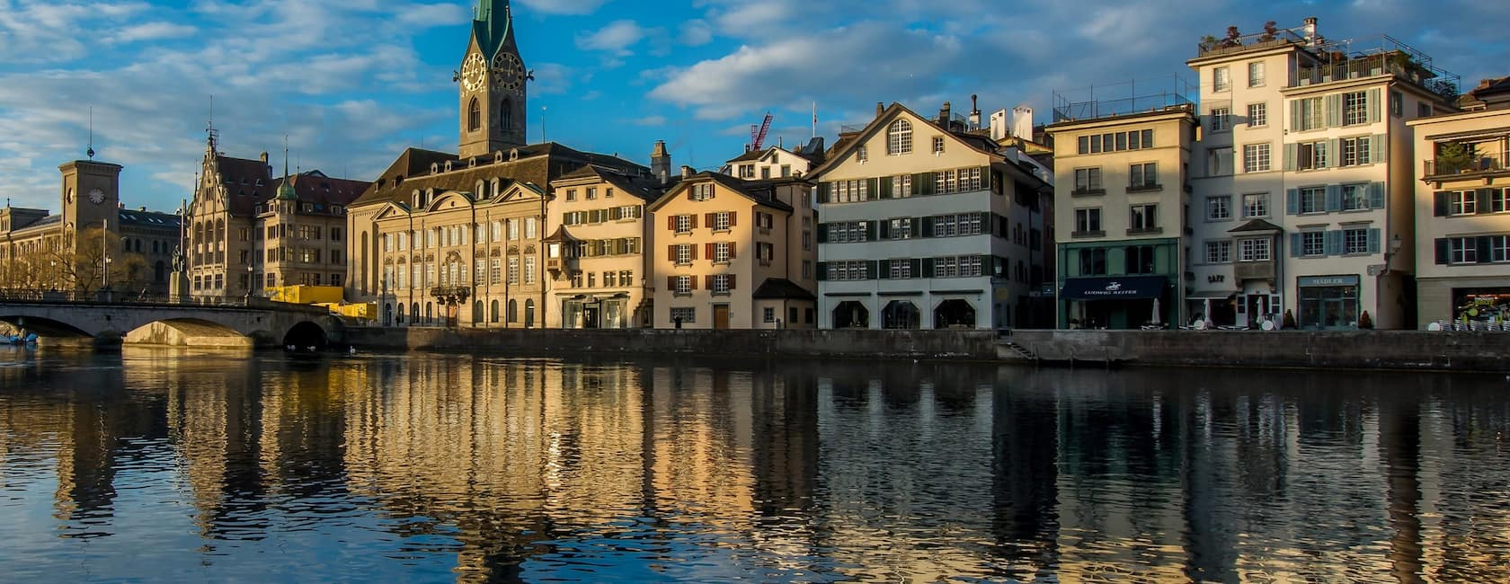 Vacation rentals in Zürich