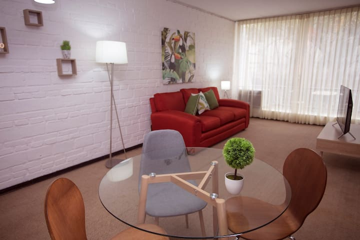 Loft con ambiente ideal para escaparte un rato