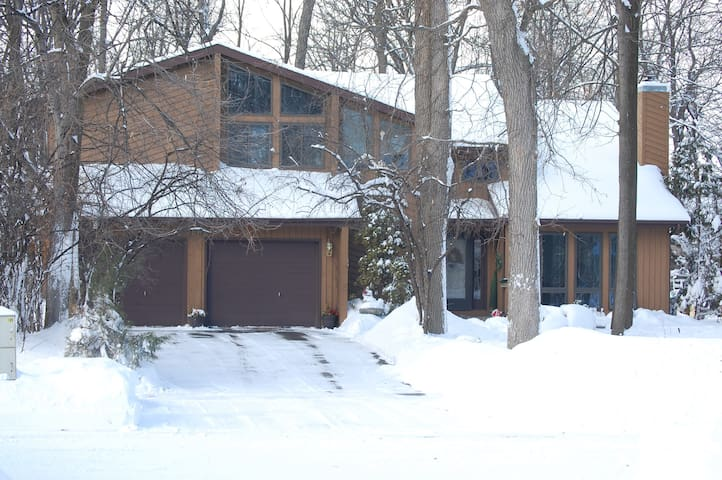 Minutes from EAA AIR ADVENTURE HOME in Oshkosh WI