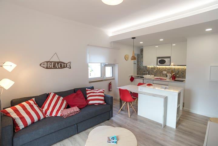 Casas da Avó V - Beach House - Santa Cruz