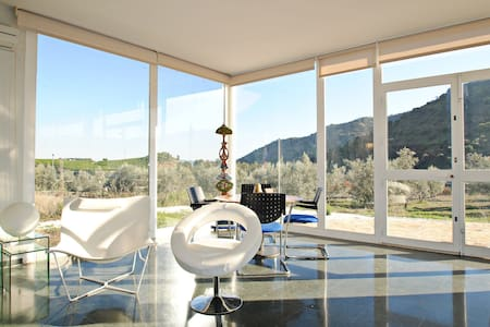 Malaga - Zalea. Villa de diseño - Pizarra