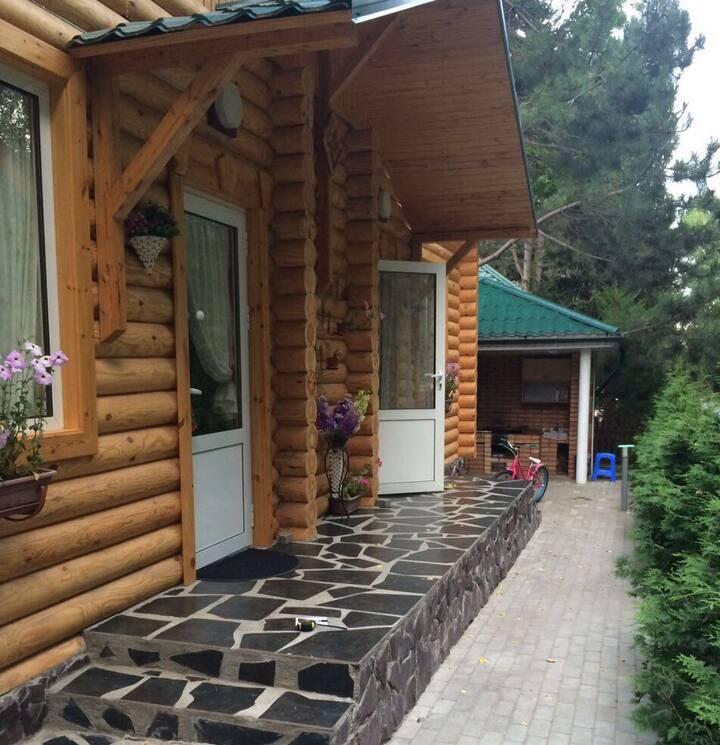 Аренда коттеджа в ЦО РАДУГА/Cottage rent