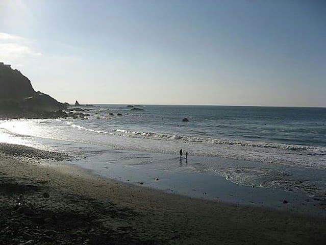 Playa de Almaciga