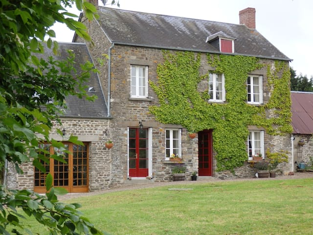 Farmhouse in Normandy countryside - Pierrefitte-en-Cinglais - Talo