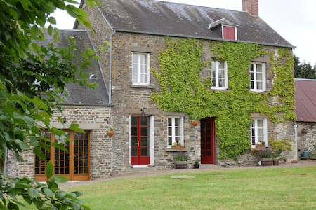 Farmhouse in Normandy countryside - Pierrefitte-en-Cinglais - House