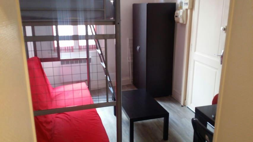 Appart angouleme avec wifi en rdc - Angoulême - Apartment