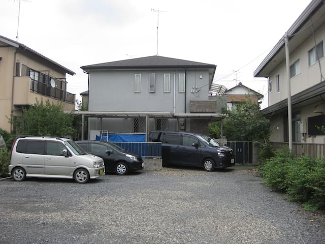 2部屋が使用可能。 - Kuki - Casa