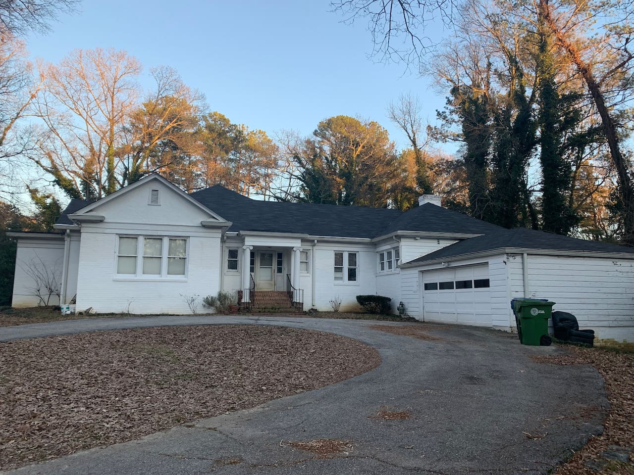 Welcome to our home with 7 acres of land. 3 bedroom 3 ba with all of your Super Bowl stay needs